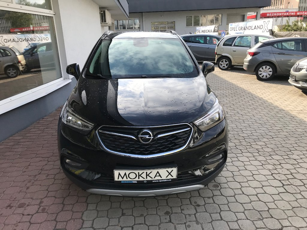 "Opel Mokka X ""Design Line"" 1.4 Turbo"