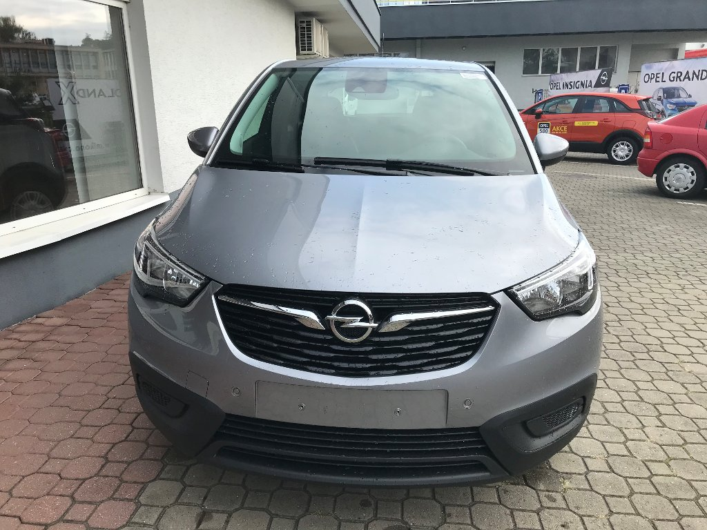 "Opel Crossland X ""SMILE"" 1.2 TURBO AT6"