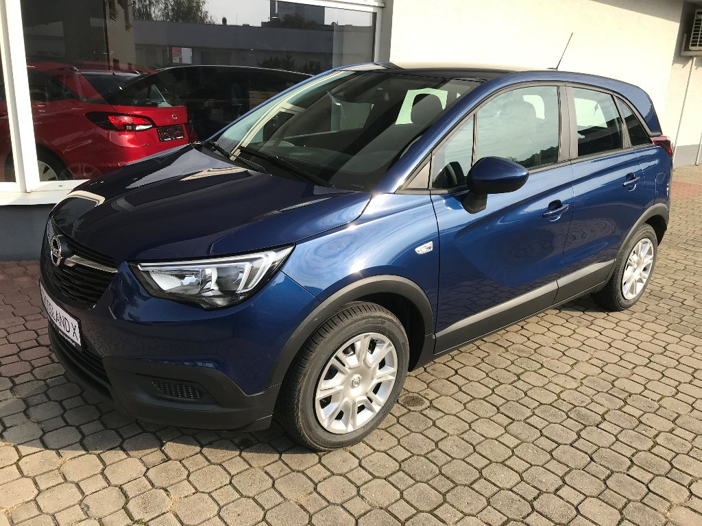 "Opel Crossland X ""SMILE"" 1.2"