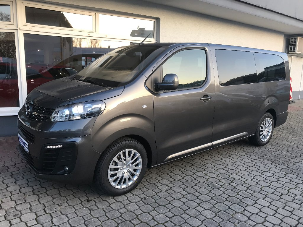Opel Zafira LIFE BUSINESS EDITION L