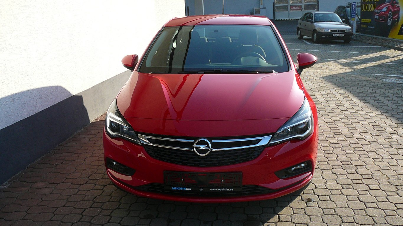"Opel Astra Enjoy ""SMILE"" 1.4 16V"