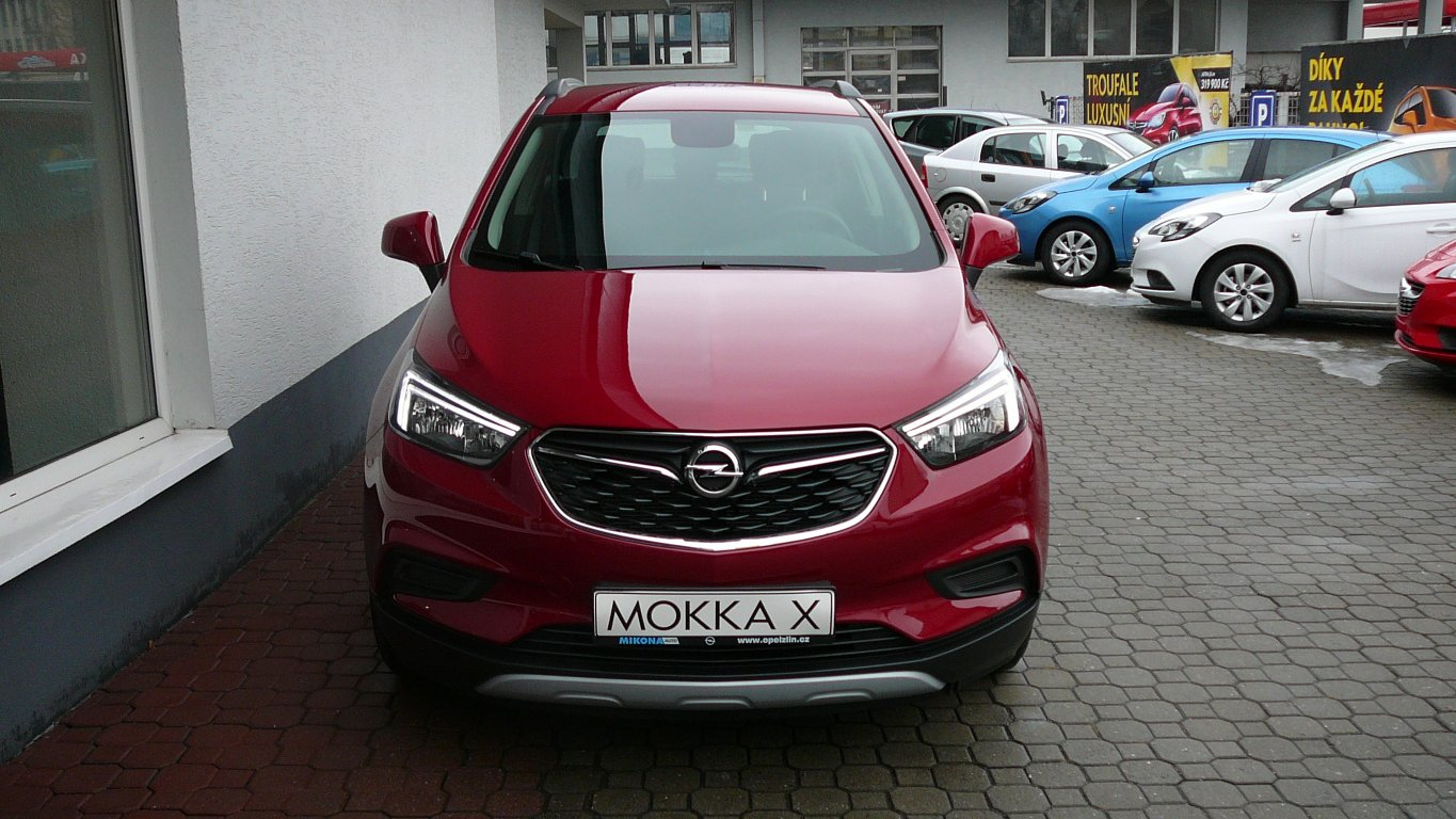 "Opel Mokka ""X"" Selection 1.4 Turbo"