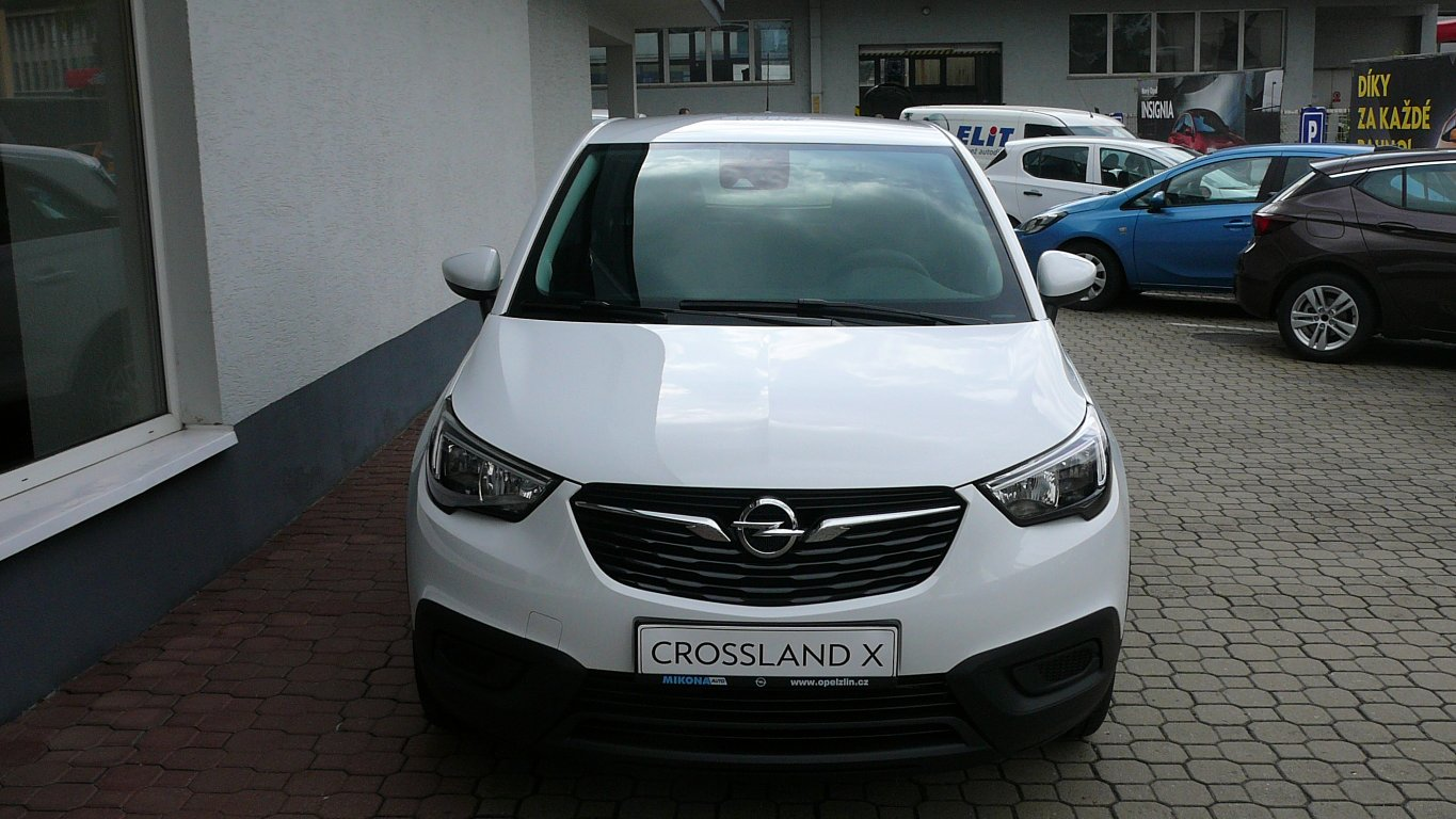 "Opel Crossland X Enjoy 1.2 Turbo ""SMILE"""