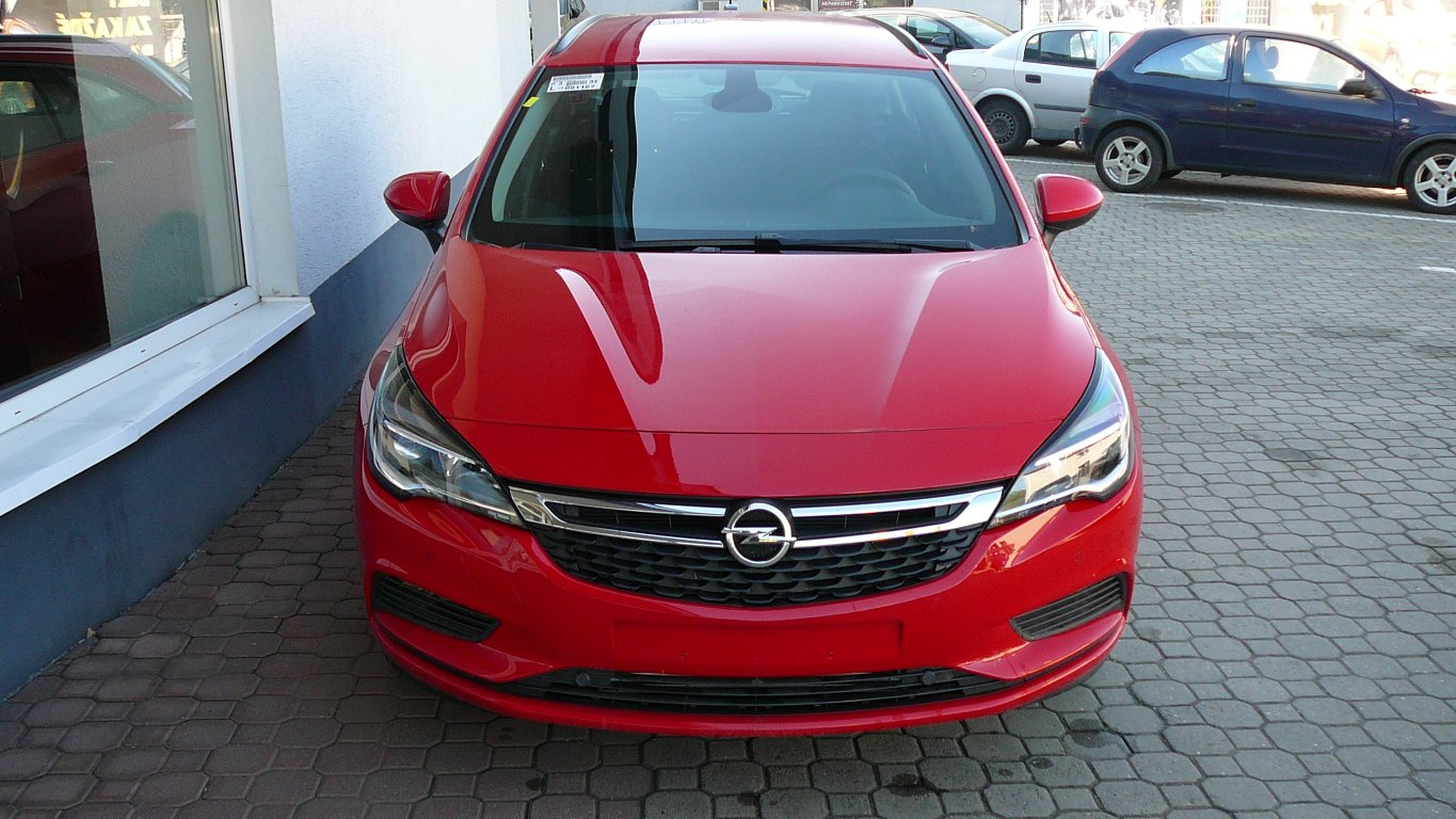 "Opel Astra ST Enjoy ""SMILE"" 1.6 CDTI"