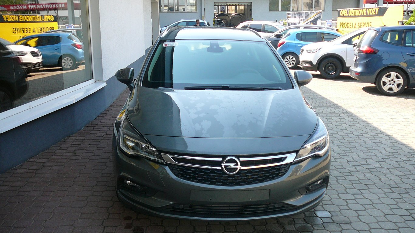 "Opel Astra ST Enjoy ""SMILE"" 1.4 Turbo"