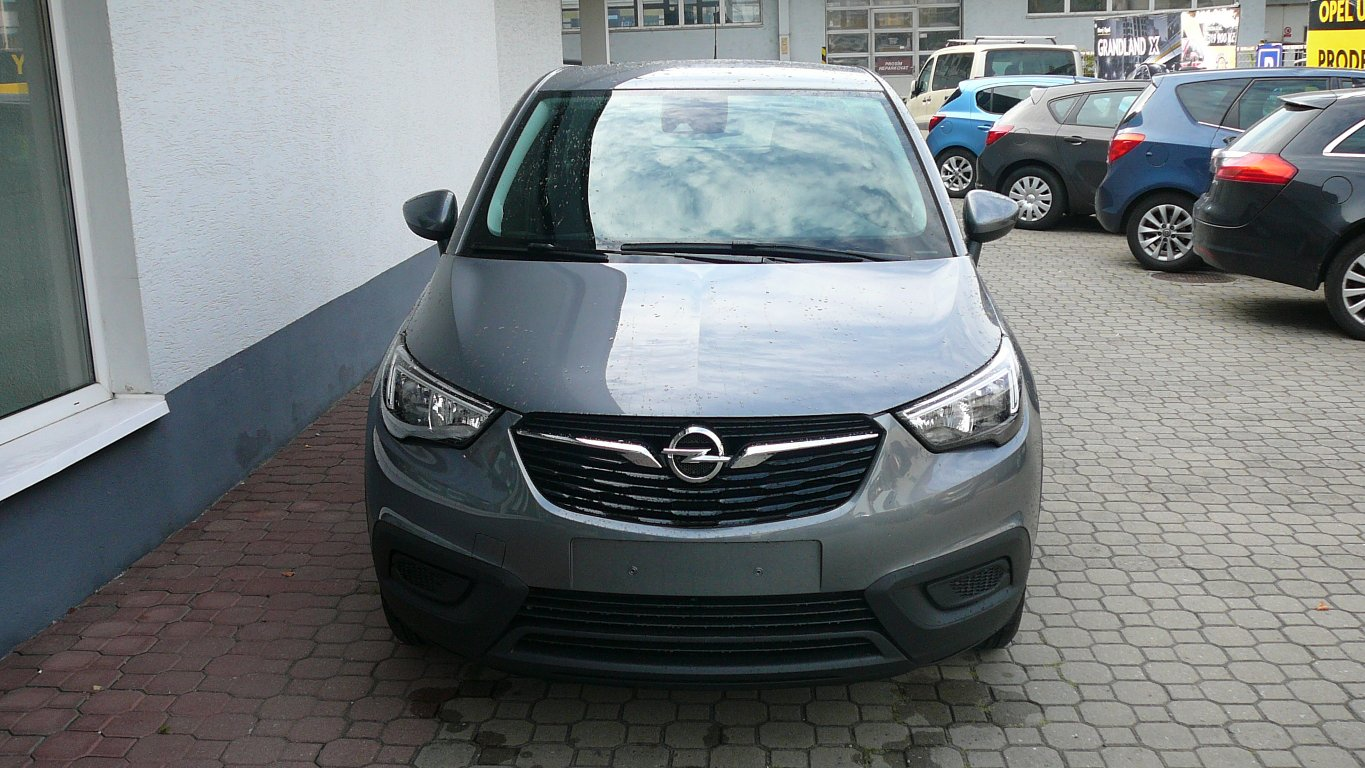 Opel Crossland X Enjoy 1.2 Turbo
