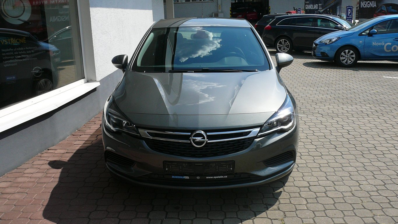 "Opel Astra Enjoy ""SMILE"" 1.6 CDTI"