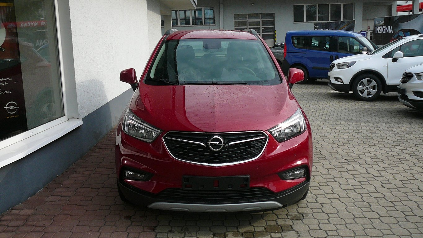 Opel Mokka X SMILE 1.4 Turbo